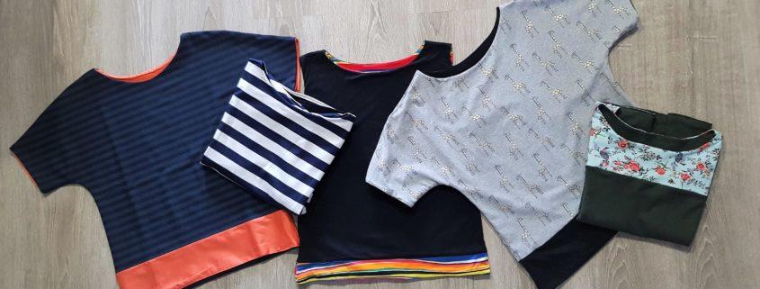 magliette e altro
